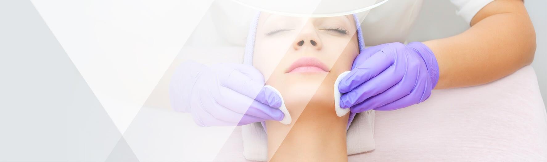 Dermatólogo Pilar Torres - Terapia de limpieza